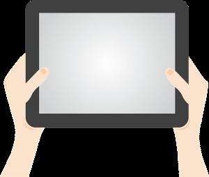 Tablet Cartoon